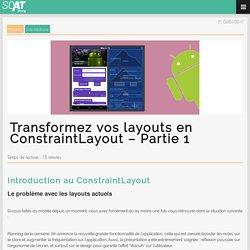 Blog » Transformez vos layouts en ConstraintLayout – Partie 1