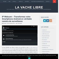IP Webcam - Mobile