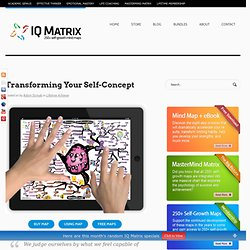 Transforming Your Self-Concept