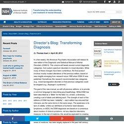 Transforming Diagnosis