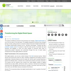 Transforming the Digital Retail Space