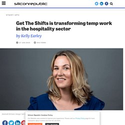 Get The Shifts is transforming temp work in the hospitality sector