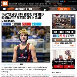 'Transgender' High School Wrestler Booed After Beating Girl for State Semifinals