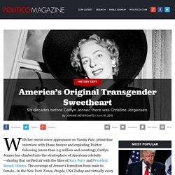 America's Original Transgender Sweetheart