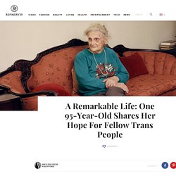 Transgender Rights WW2 Veteran Robina Asti Interview