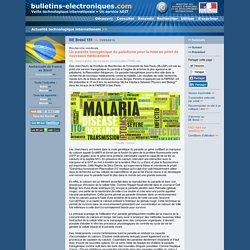 BE Brésil 151 >> 13/05/2014 Recherche médicale - Un parasite transgénique du paludisme pour la mise au point de nouveaux médicaments