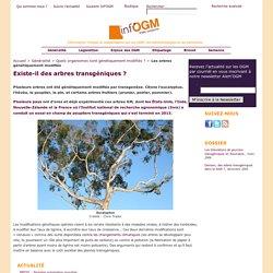 OGM - Les arbres transgéniques ou génétiquement modifiés