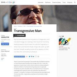 Transgressive Man