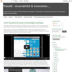 écomobilité & innovation...