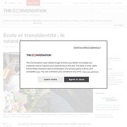 École et transidentité : le retard français