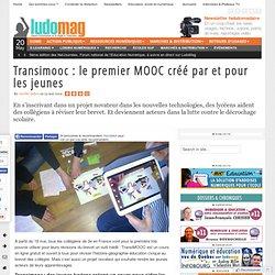 Transimooc : le premier MOOC créé par et pour les jeunes