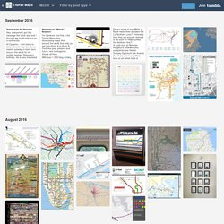 Transit Maps: Archive