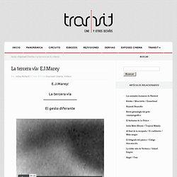 Transit: cine y otros desvíos
