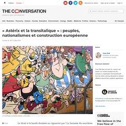 «Astérix et latransitalique»: peuples, nationalismes etconstruction européenne