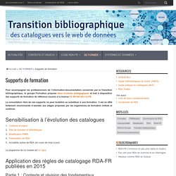 Transition-bibliographique.fr