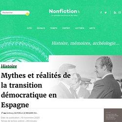 Mythes et réalités de la transition démocratique en Espagne
