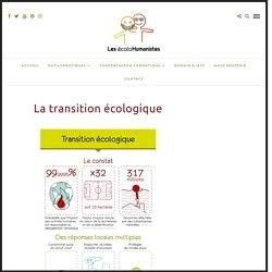 La transition écologique : une infographie pour tout comprendre