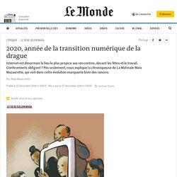 2020, année de la transition numérique de la drague