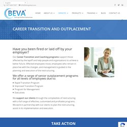 Career Transition and outplacement programs