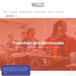 Transition pro Normandie - U2P Normandie