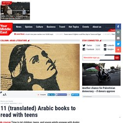 11 (translated) Arabic books to read with teens