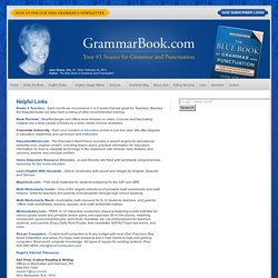 Helpful Links for Grammar, Words, Writing, Translation, and Business Resources