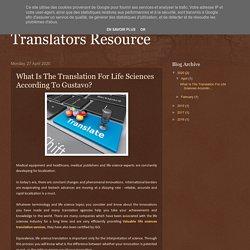 Get Best Translation For Life Sciences