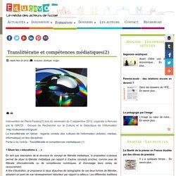 Translittératie et compétences médiatiques(2)