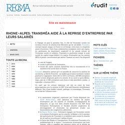 Rhone-Alpes: Transméa aide à la reprise d'entreprise par leurs salariés
