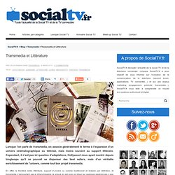 Transmedia et Littérature