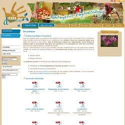 Agroécologie : PRATIQUES...