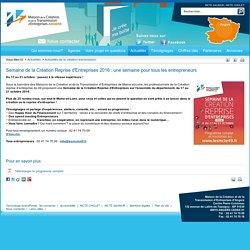 Maison de la création et de la transmission d'entreprises d'Angers Actualités de la création-transmission/Actualités