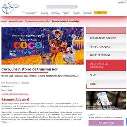 Coco, une histoire de transmission - Diocèse de Versailles