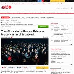 TransMusicales de Rennes. Retour en images sur la soirée de jeudi
