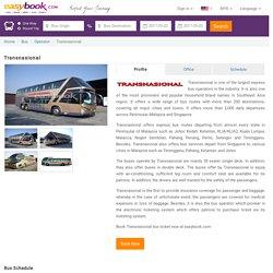 Bus Operator Transnasional