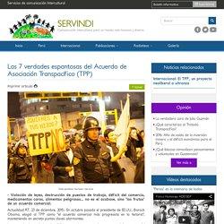 RT español - (23 dic 2015) 7 verdades espantosas del TPP