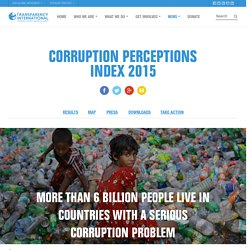 Transparency International - The Global Anti-Corruption Coalition