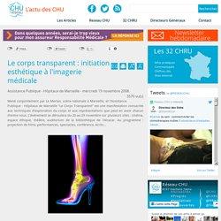 Réseau CHU:Le corps transparent : initiation esthétique à l'imagerie médicale