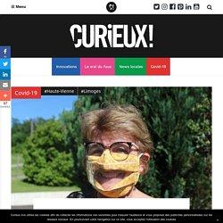 Une association produit des masques transparents pour les malentendants - Curieux!