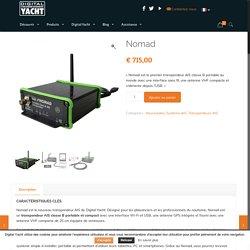 Nomad - Transpondeur AIS simple à installer - Digital Yacht