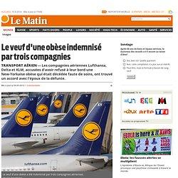 Transport aérien: Le veuf d'une obèse indemnisé par trois compagnies - : Votation populaire du 18 mai 2014