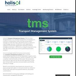 Transport Management Solution