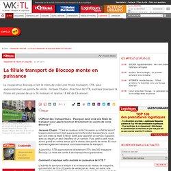 La filiale transport de Biocoop monte en puissance