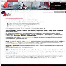 Constructeur - Astusboat
