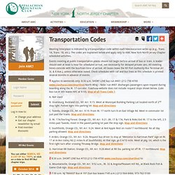 Transportation Codes » NY-NoJ