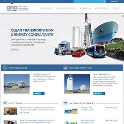 Gladstein, Neandross & Associates - Air Quality, Emission Reduct