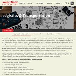 Logistics, Shipping & Transportation Software Development
