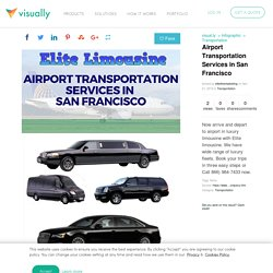 Airport Transportation Services in San Francisco
