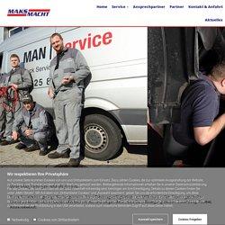 Maks GmbH - LKW, Transporter & Sonderfahrzeuge