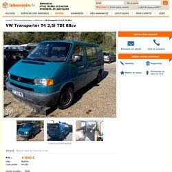 VW Transporter T4 2,5l TDI 88cv Utilitaires Pyrénées-Atlantiques